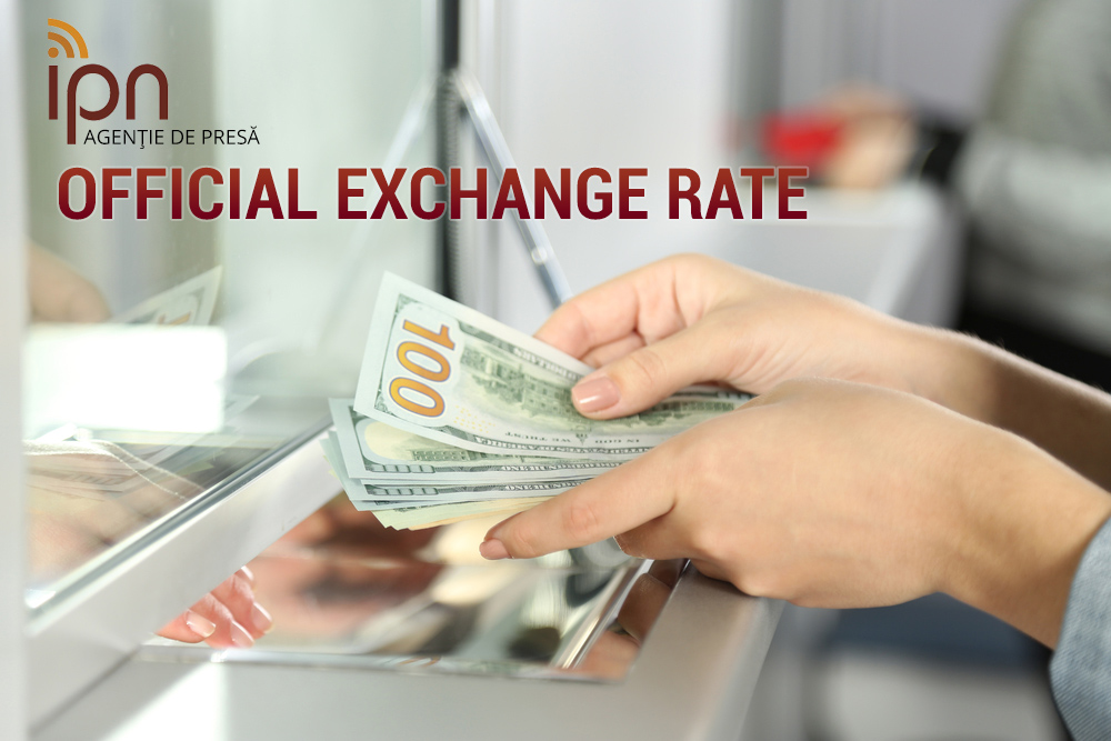 Official exchange rate for date 17.09.2021
