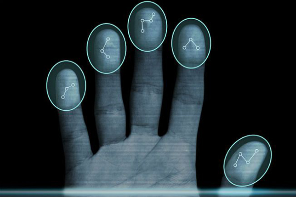 Taking of drivers' fingerprints and palm prints will be
